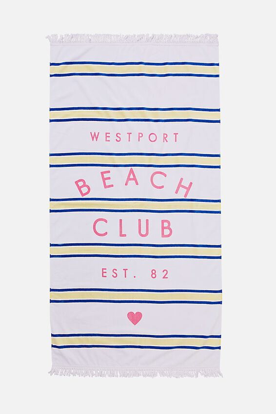 Beach Towels, WESTPORT BEACH
