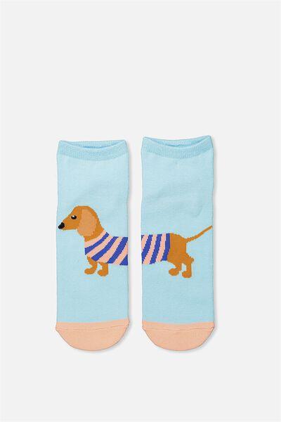 Double Fun Socks, HOT DOG