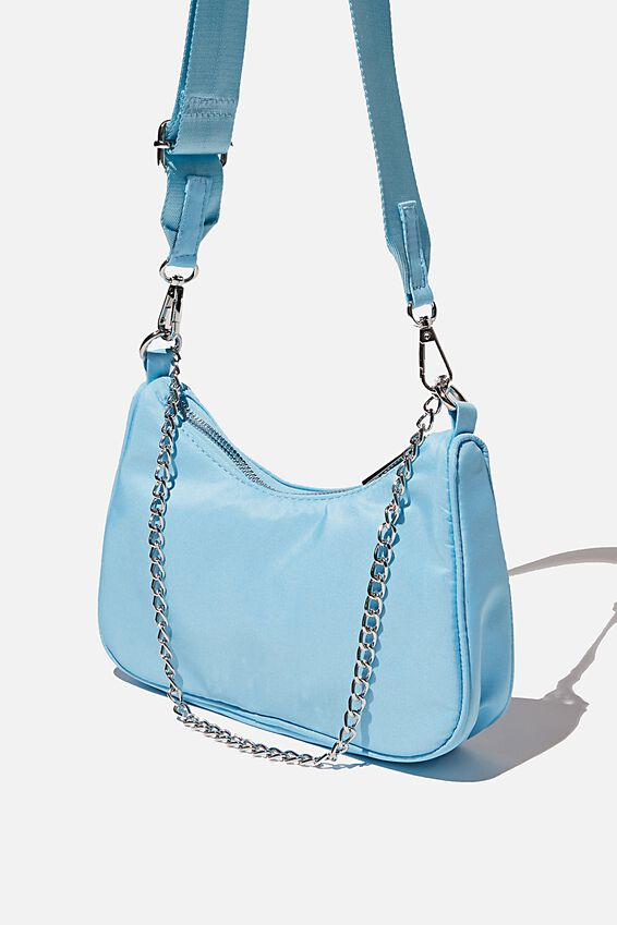 Lena Shoulder Bag, BLUE