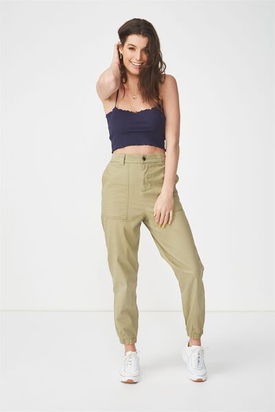 Jordan Combat Pant, JUNGLE GREEN