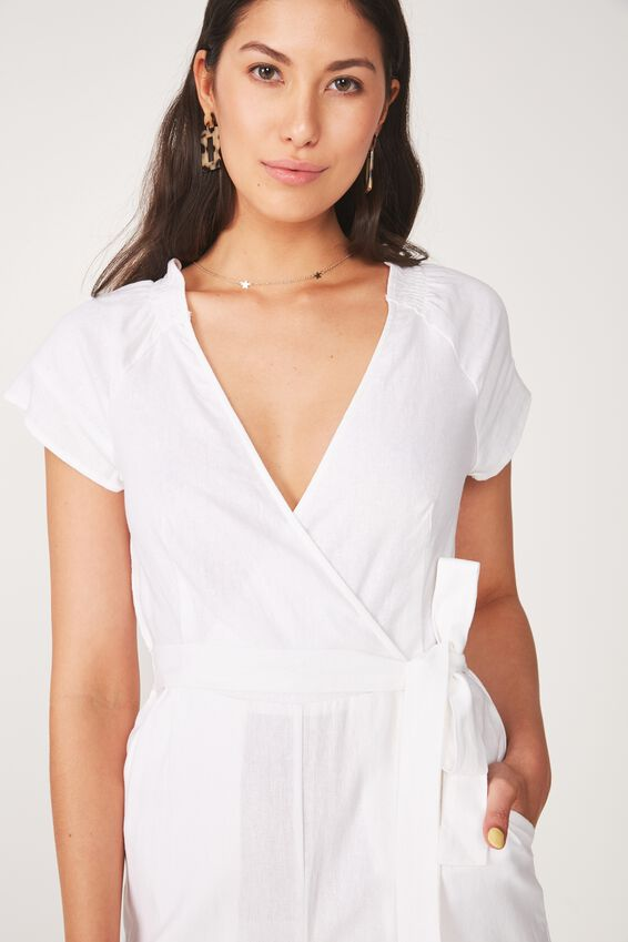 Wrap Jumpsuit at Cotton On in Brisbane, QLD | Tuggl