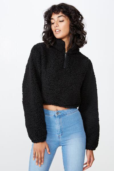 da0ddf5b317 Women's Jumpers, Hoodies & Half Zip Pullovers | Cotton On