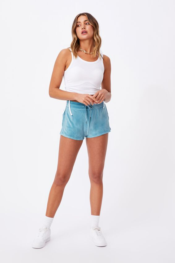 Miya Super Soft Short, CHALKY TEAL