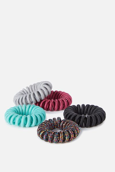 Hair Tie Coils, REGAL