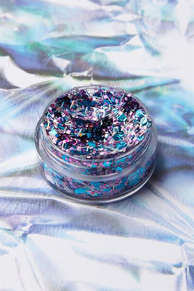 Glitter Pots, FORGET ME NOT