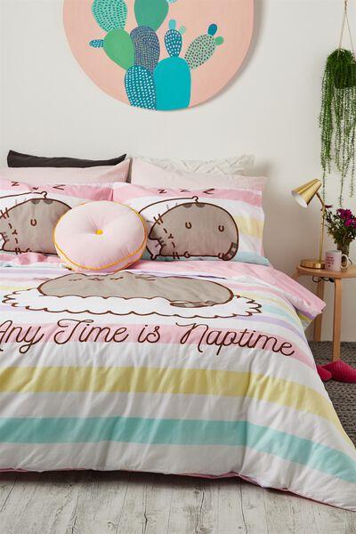 Pusheen Double Bed Spread, PUSHEEN/DOUBLE