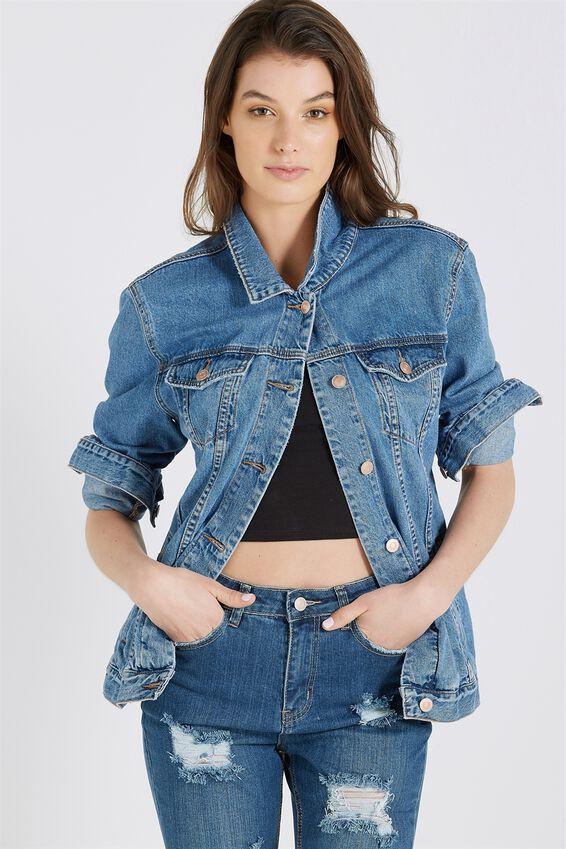 clean-boyfriend-jacket by cotton-on