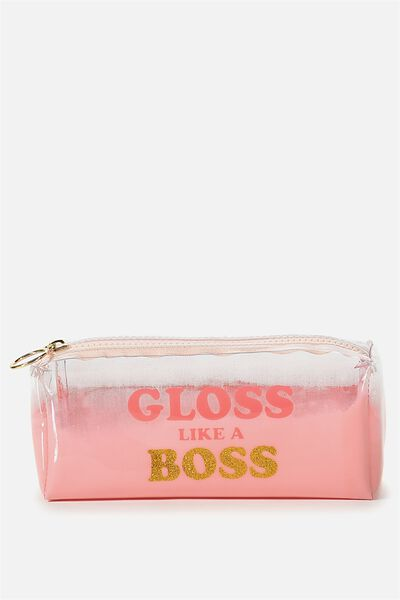 Goto Beauty Case, PEACH OMBRE/GLOSS BOSS