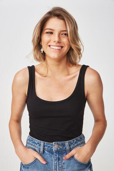 acab8a366a Women's Tank Tops & Singlets | Cotton On