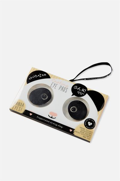 Ohk! Cooling Eye Pads, PANDA EYES