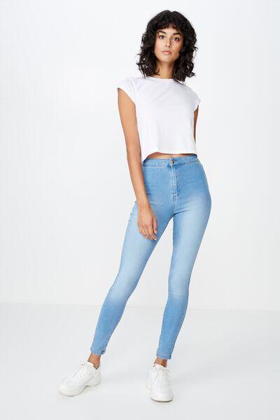 7a15a3c921 Long Super Skinny Sky High Jean