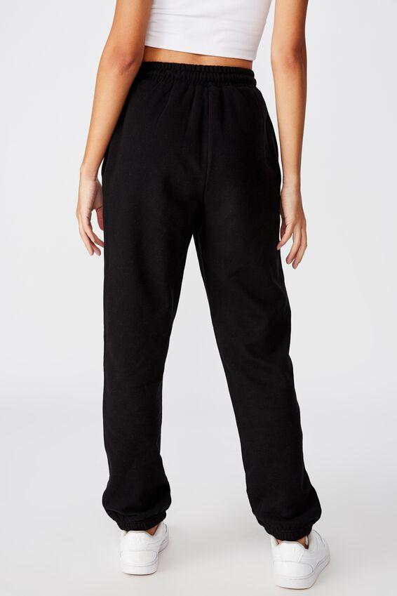 Classic Track Pants, BLACK