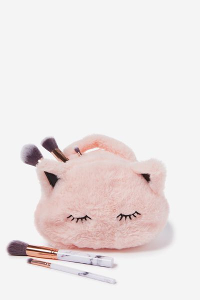 Blush Novelty Animal Cos Case, PINK