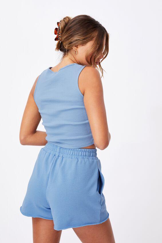 Naomi Sweat Short, CAROLINA BLUE