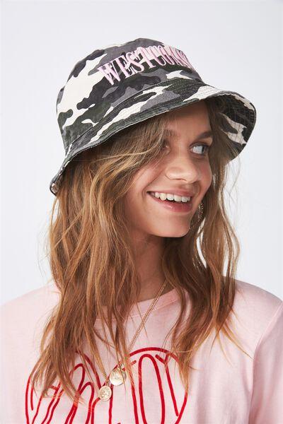 Bucket Hat, CAMO/WESTCOAST