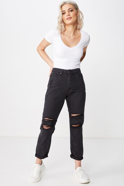 975644ef981 Women's Jeans, Skinny, Flared & Hot Mom Styles | Cotton On