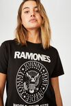 BLACK/LCN MT RAMONES WORLD TOUR
