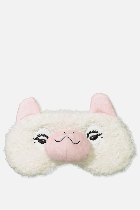 Premium Sleep Eye Mask, ALPACA
