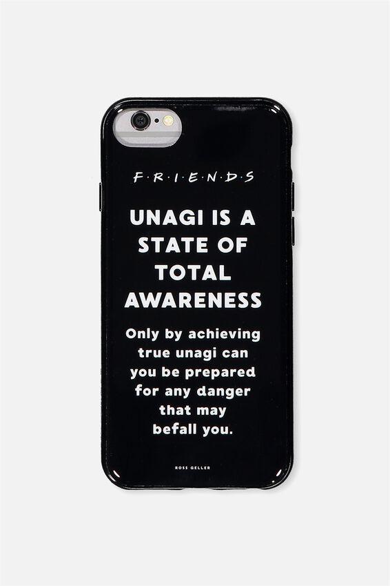 Printed Phone Cover Universal 6,7,8, LCN FRIENDS UNAGI