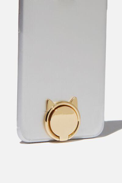 Metal Phone Ring, CAT EARS