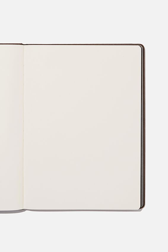 A4 Blank Buffalo Journal, BITTER CHOC