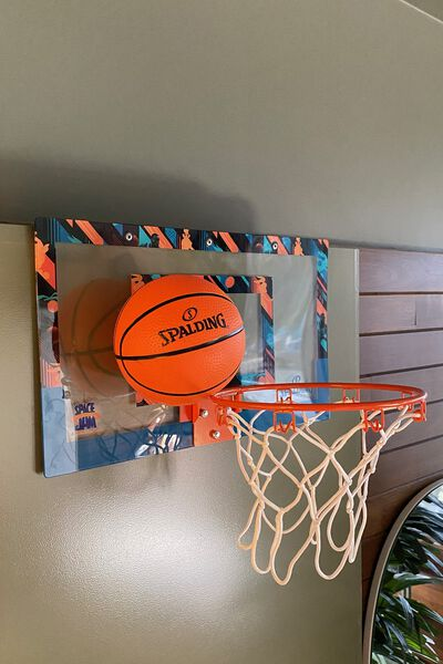 Spalding X Space Jam Indoor Hoop, LEGACY