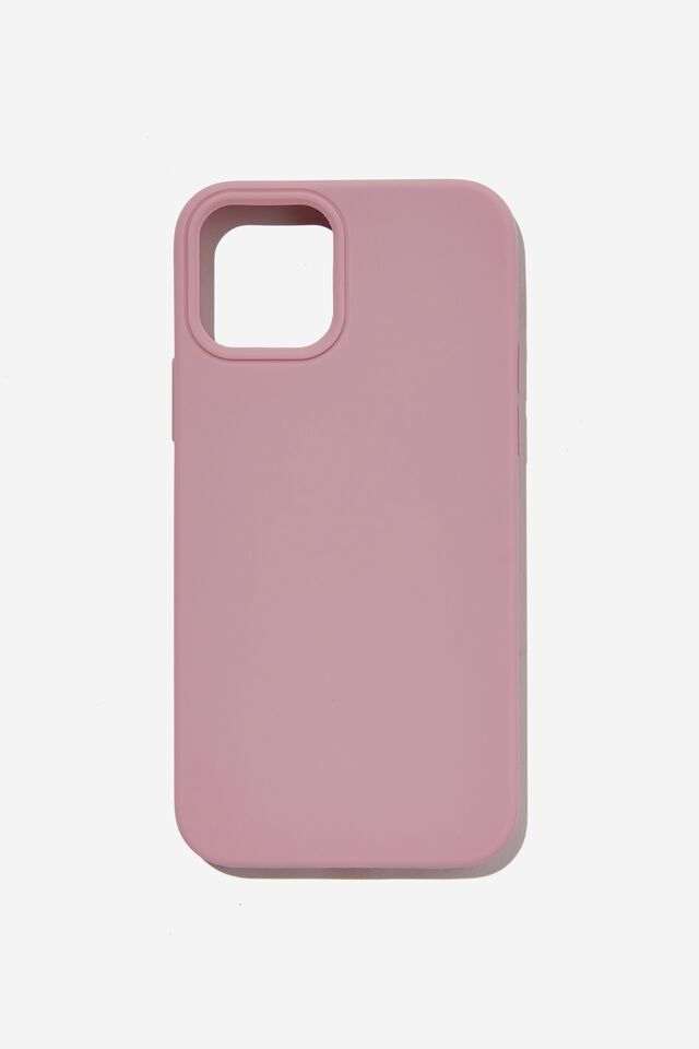 Recycled Phone Case Iphone 12, 12 Pro, DUSTY LILAC