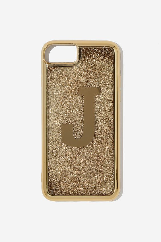Shake It Phone Case Universal 6,7,8, GOLD J