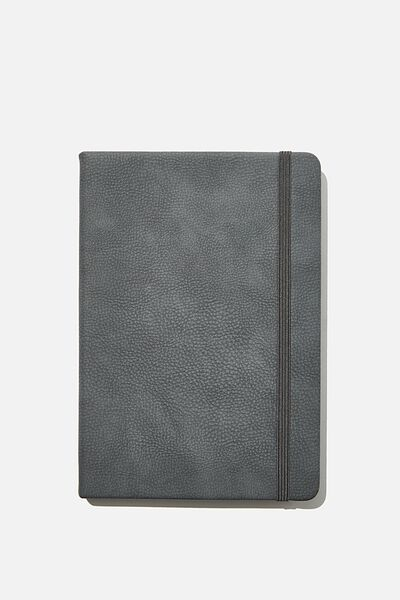 "A5 Buffalo Journal (5.8"" x 8.2""), WELSH SLATE"