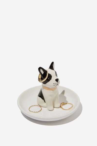 Novelty Trinket Tray, FRENCHIE