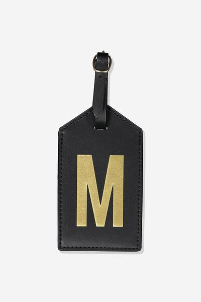 Alpha Luggage Tag, M