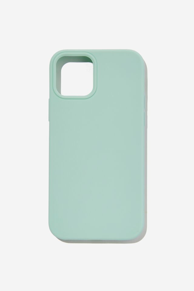 Recycled Phone Case Iphone 12, 12 Pro, WATER BLUE