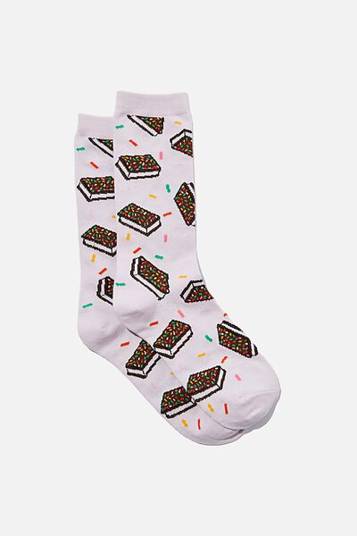 Socks, ICE CREAM SANDWICH