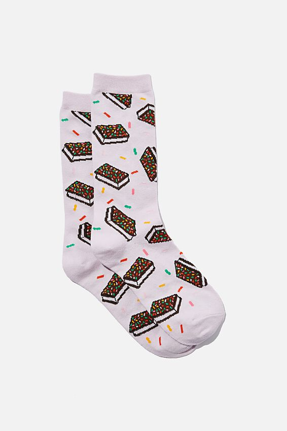 Socks, ICE CREAM SANDWICH