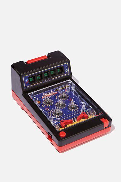 Desktop Pinball Machine, SPACE
