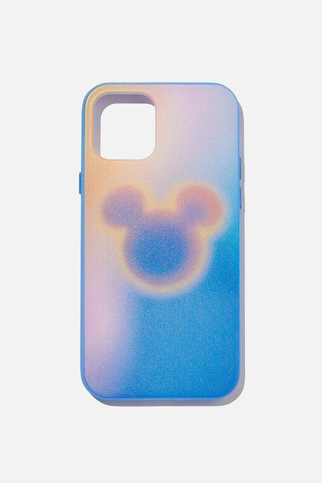 Protective Phone Case Iphone 12, 12 Pro, LCN DIS MICKEY GRADIENT