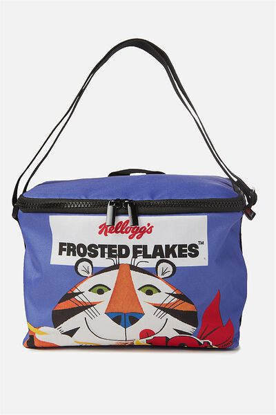 Premium Cooler Lunch Bag, LCN KELLOGGS FROSTED FLAKES