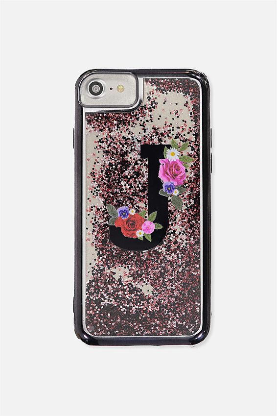 Shake It Phone Case Universal 6,7,8, FLORAL J