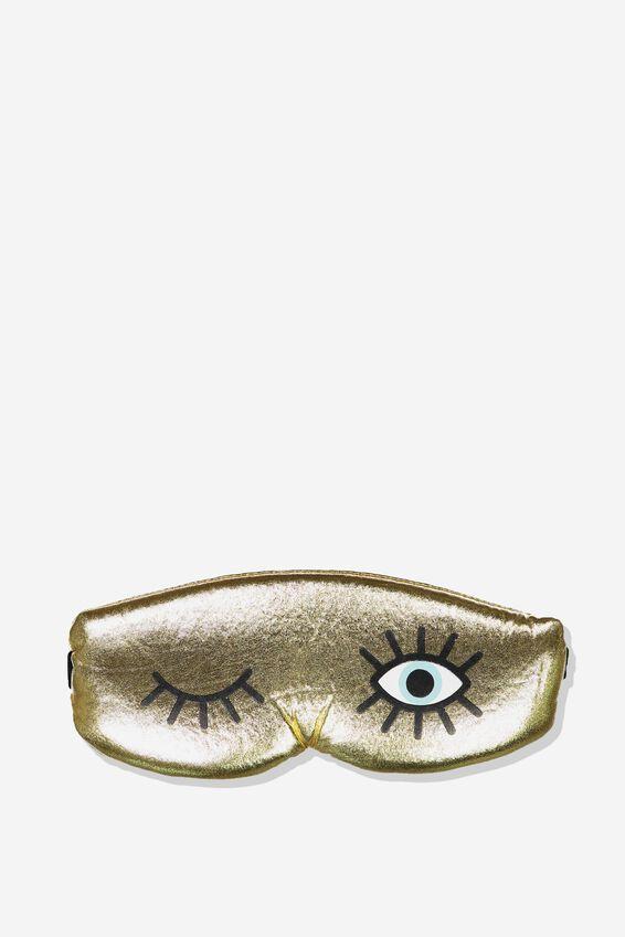 Total Block Out Eyemask, WINKY EYES