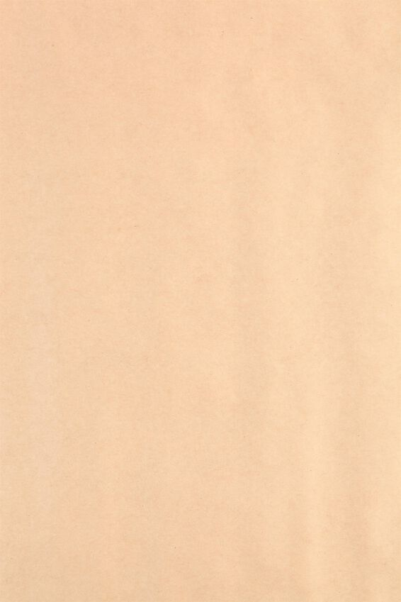 Craft Wrapping Paper, BROWN