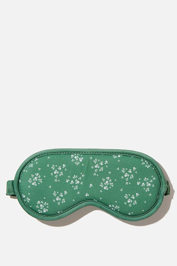 Premium Sleep Eye Mask, BASIL DITSY