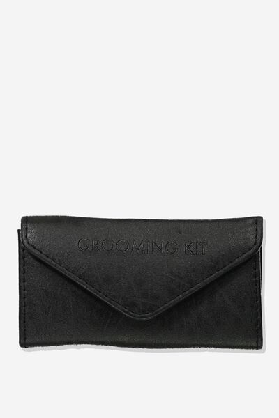 Premium Grooming Kit, BLACK