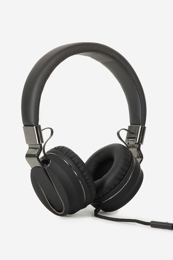 Frequency Headphones, MATTE BLACK
