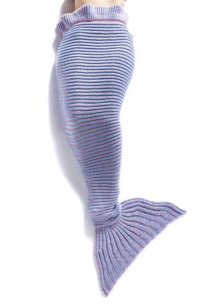 Mermaid Throw, PASTELLO