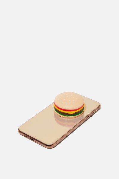 Squishy Sticker, BURGER