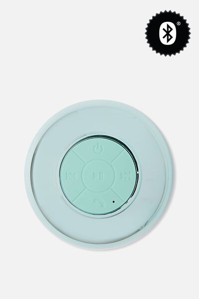 Shower Speaker, SHINY BLUE