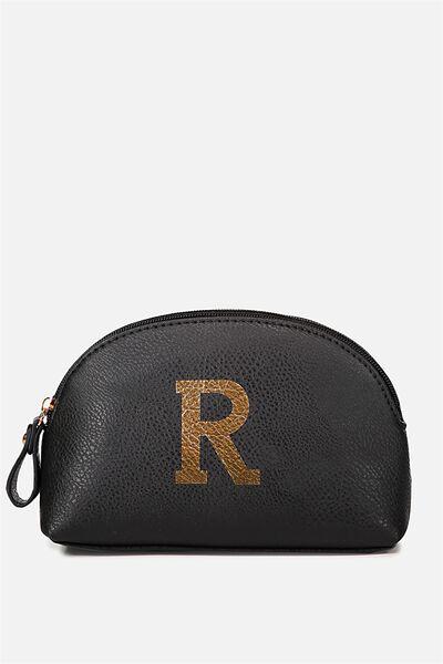 Alphabet Cosmetic Bag, R