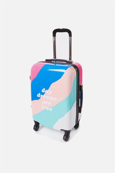 Carry On Suitcase, DAY DREAMS