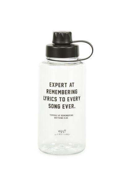 Gulp Drink Bottle, EXPERT