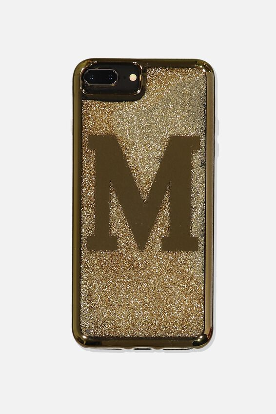 Shake It Phone Case 6,7,8,Se Plus, GOLD M